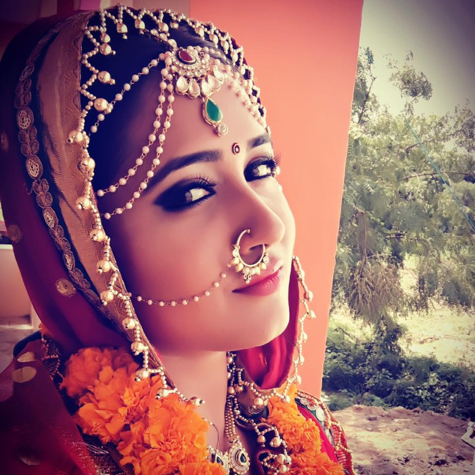 Kajal Raghwani Marriage Photo