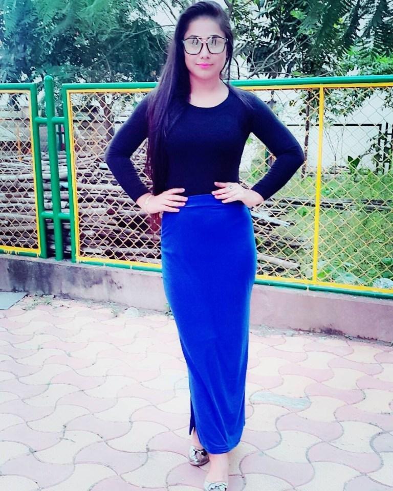 Priyanka Pandit ka Wallpaper