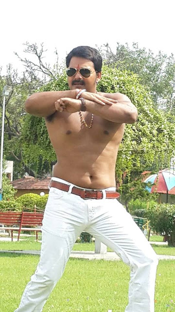 Pawan Singh HD Photo