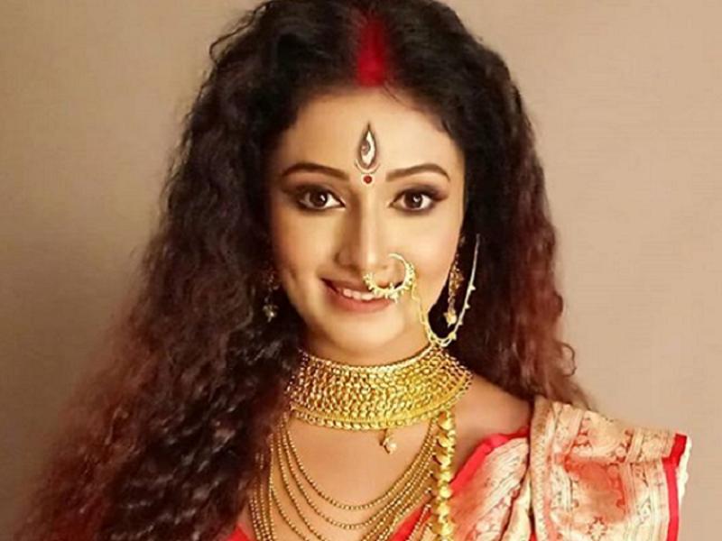 Bhojpuri Actress Mani Bhattacharya Photo