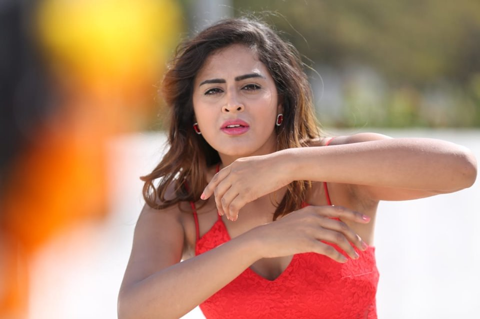 Yamini Singh Sexy Image
