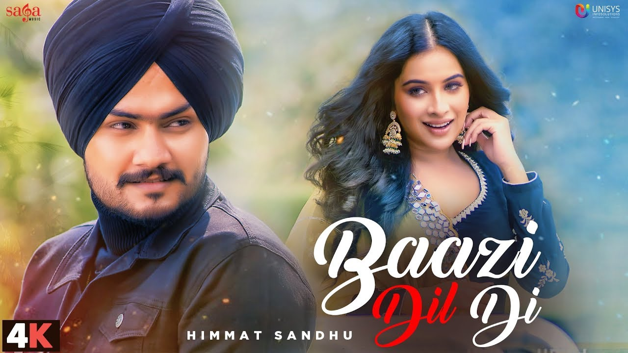 Baazi Dil Di Video Song - Himmat Sandhu