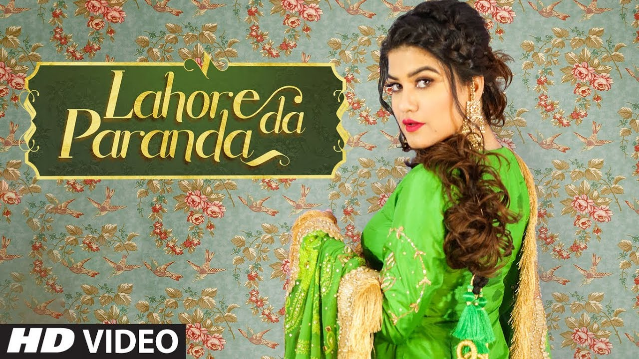 Lahore Da Paranda Video Song