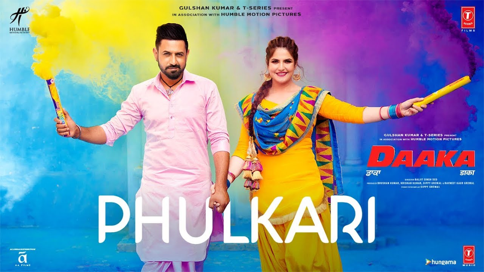 Phulkari Video Song Punjabi, Daaka, Gippy Grewal