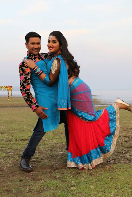 Dinesh Lal Yadav HD Wallpaper