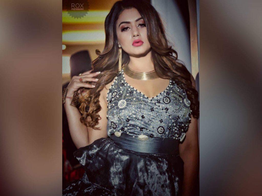 Shilpa Pokhrel HD Wallpaper