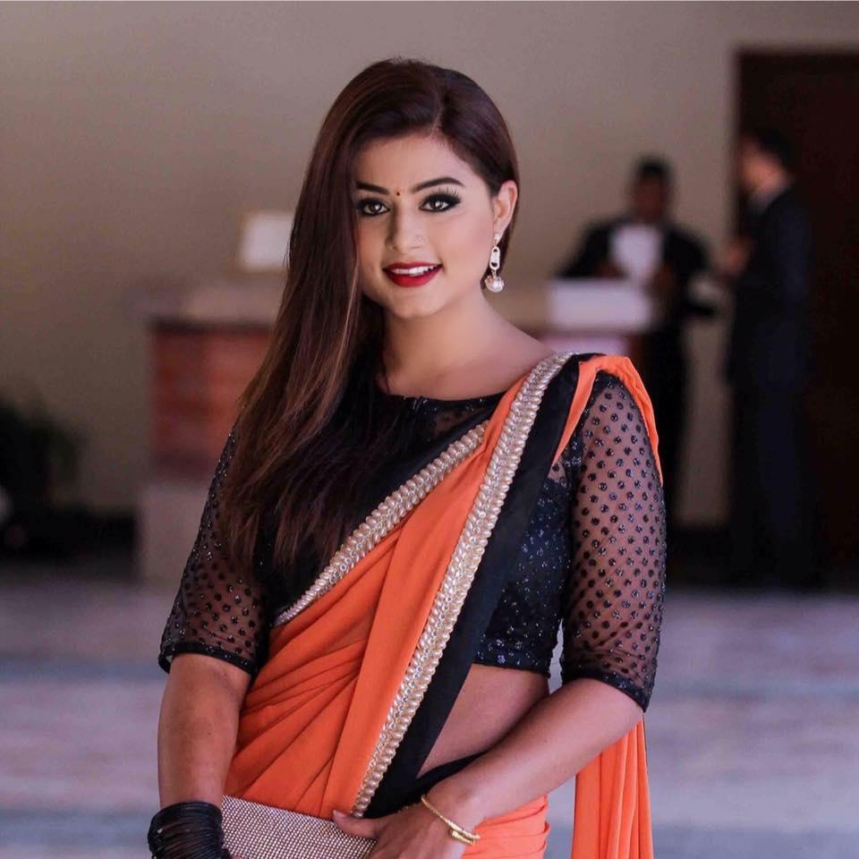 Nepali Shilpa Pokhrel Actress